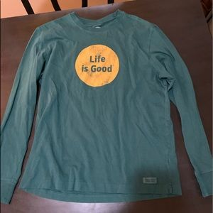 Life is good T shirt